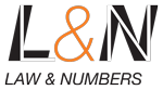 Law and Numbers Mobile Logo